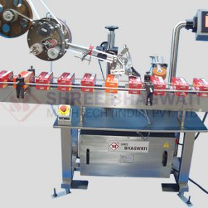 Automatic Horizontal Sticker Labelling Machine