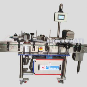 Automatic Super High Speed Sticker Labelling Machine