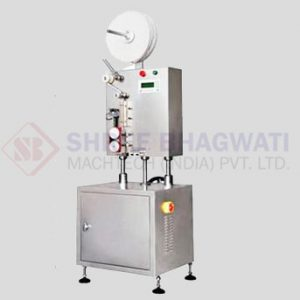 Canister And Silica Gel Inserting Machine
