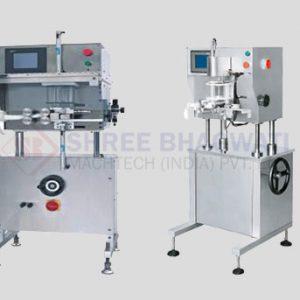 Cotton Inserting Machine