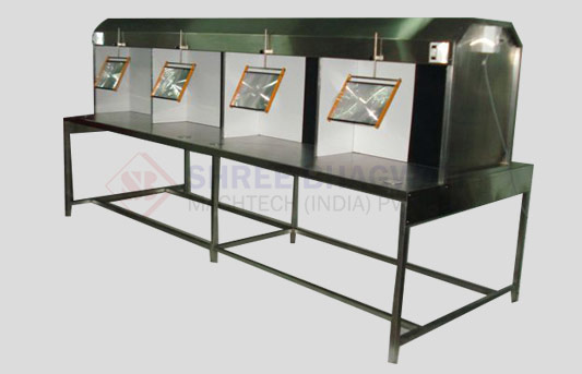 Single Side And Two Side Inspection Conveyor