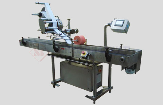 Outserter And Leaflet Pasting Machine