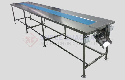 PVC Packing Conveyor