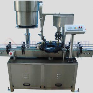 Single Head Bottle ROPP Capping Machine