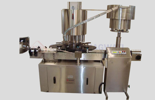 Six Head Bottle Screw Capping Machine