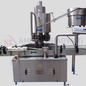 Six Head Bottle ROPP Capping Machine