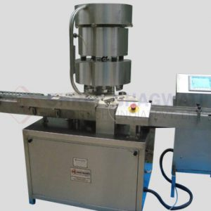 Four Head Vial PP/Flipp-Off Capping Machine