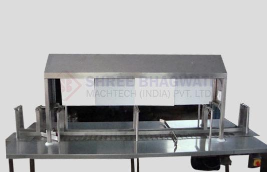 Twin Track Inspection Conveyor